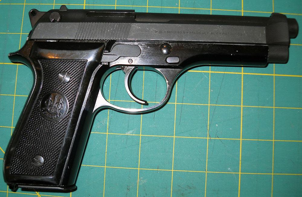 Gun of the Week 48: Beretta 92S