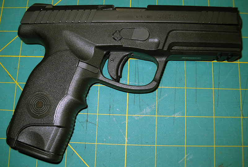 Gun of the Week 45: Steyr L40-A1